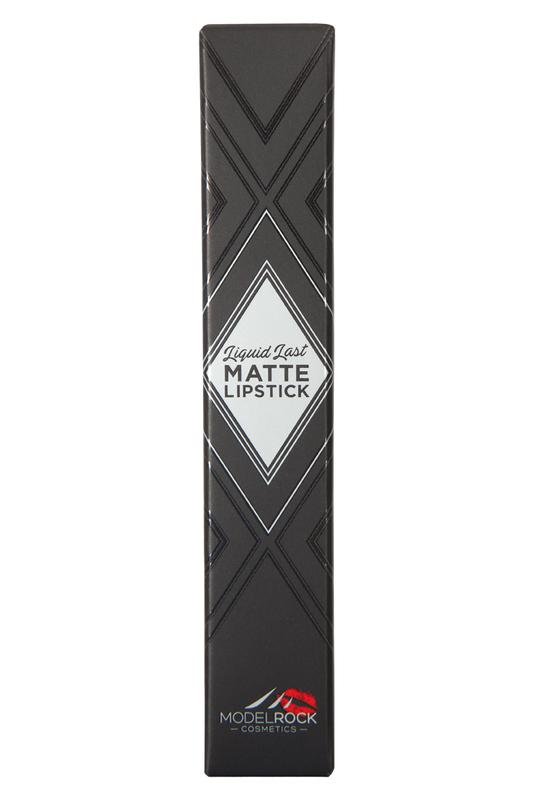 MODELROCK Liquid Last Liquid to Matte Lipstick CREME DE LA CHOC