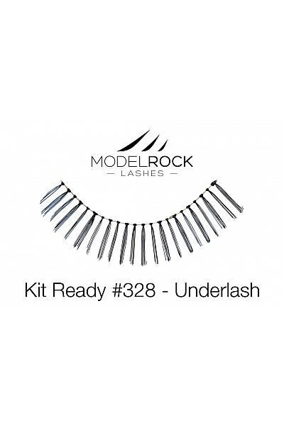 MODELROCK LASHES Kit Ready #328 Underlash