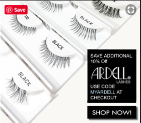 Save On Ardell False Lashes. Click to Save on discount Ardell Lashes