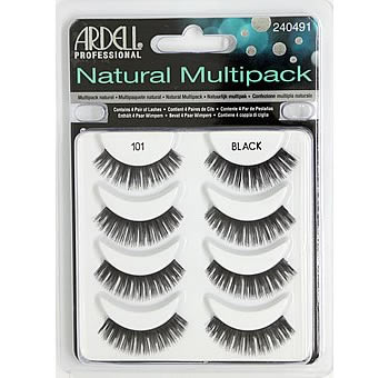 Ardell Natural Multipack #101 (61406)