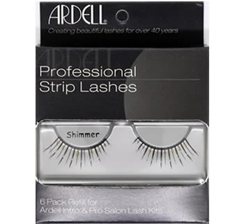 Ardell Professional Strip Lashes Wild Lash SHIMMER 6 Pack Refills