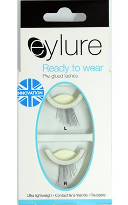Eylure Pre-Glued Lashes Corner