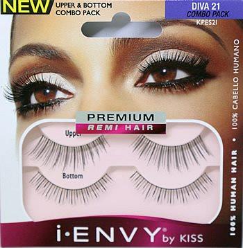 KISS i-ENVY Premium Diva 01 COMBO PACK (KPES21)