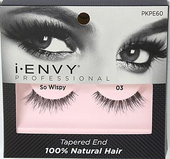 KISS i-ENVY Professional So Wispy 03 Lashes (PKPE60)