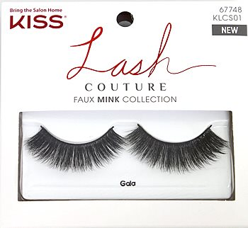 Kiss Lash Couture Faux Mink Collection - Gala Eyelashes