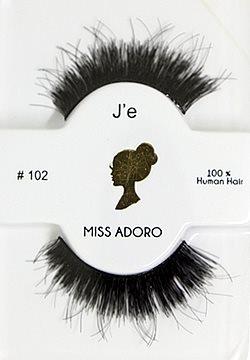Miss Adoro False Eyelashes #102 (Selene)