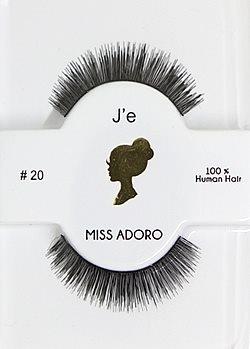 Miss Adoro False Eyelashes #20 (Kylie)
