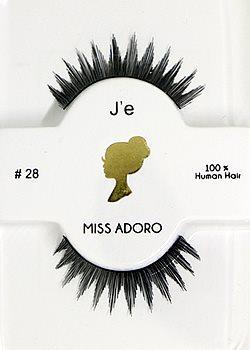 Miss Adoro False Eyelashes #28 (Sophie)