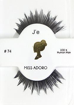Miss Adoro False Eyelashes #74 (Bailey)