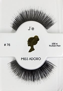 Miss Adoro False Eyelashes #76 (Hailey)