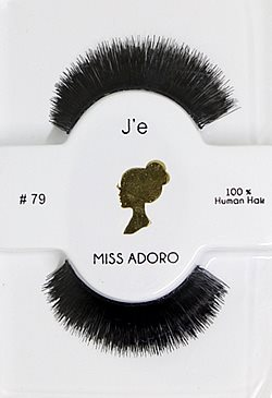 Miss Adoro False Eyelashes #79 (Roxanne)