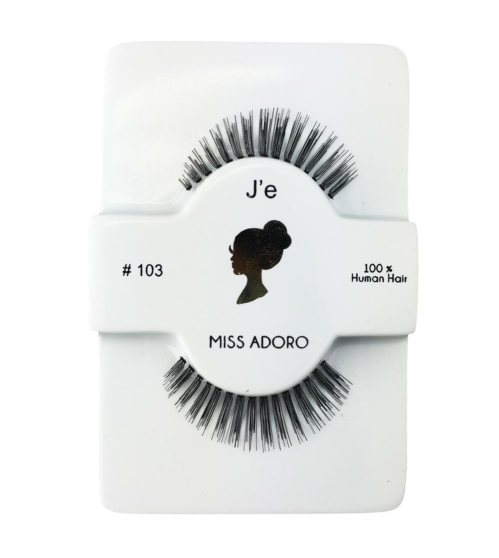 Miss Adoro False Eyelashes #103 (Aura)