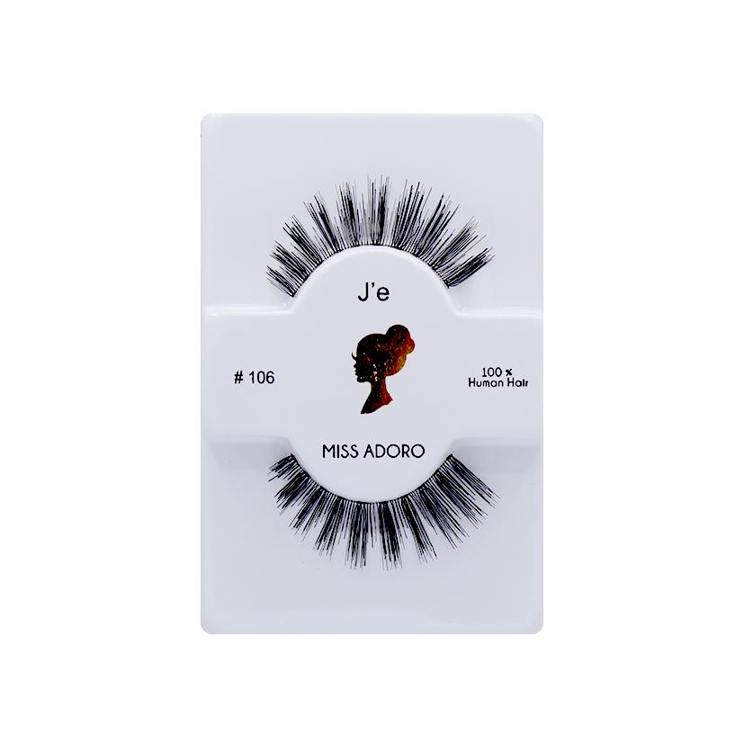 Miss Adoro False Eyelashes #106 (Liane)