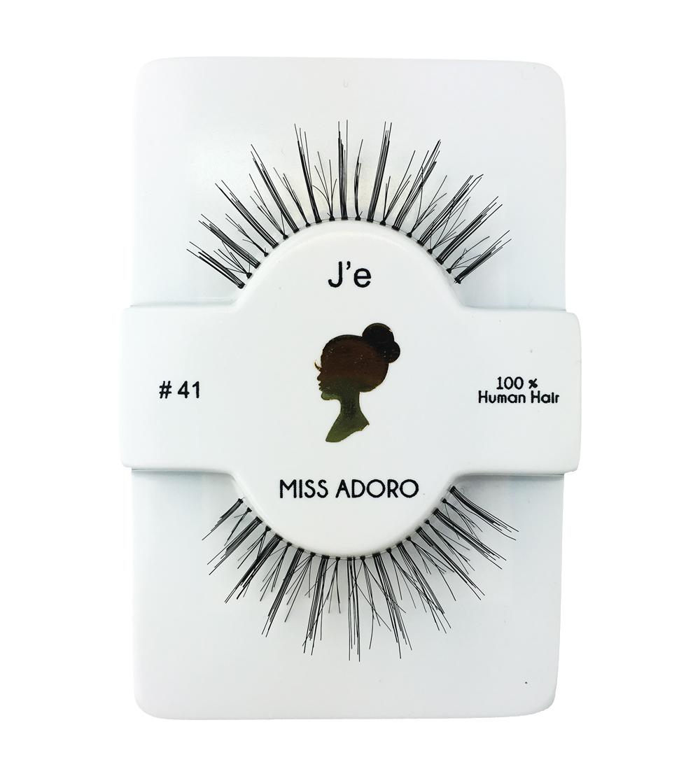 Miss Adoro False Eyelashes #41 (Artemis)