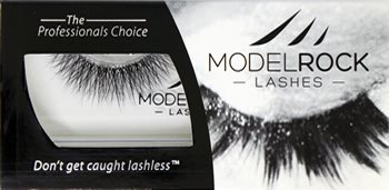 ModelRock Smokey Velvet - Double Layered Lashes