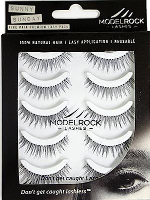 ModelRock Sunny Sunday - 5 Pairs Lash Multi Pack