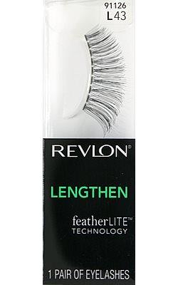 Revlon featherLITE LENGTHEN L43 Eyelashes (91126)