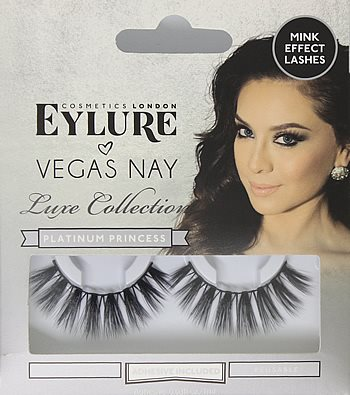Vegas Nay Lashes - Platinum Princess