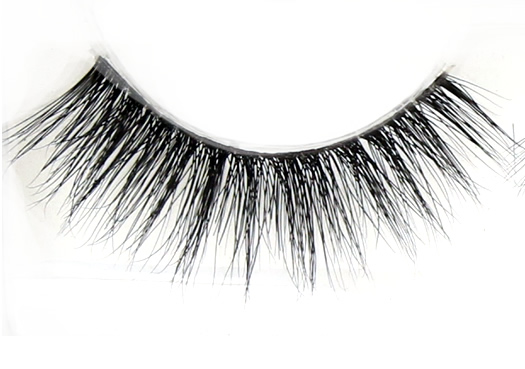 100% Authentic Mink Strip Eyelashes (#005)