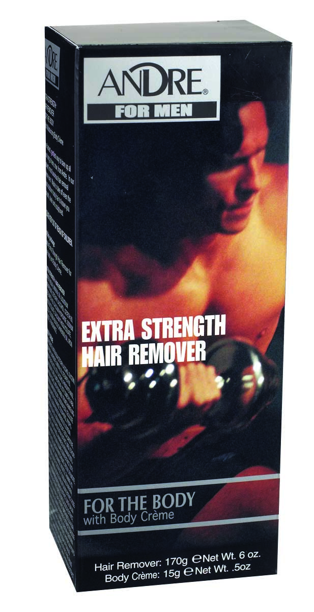 Andrea Extra Strength Hair Remover For Men (66401)