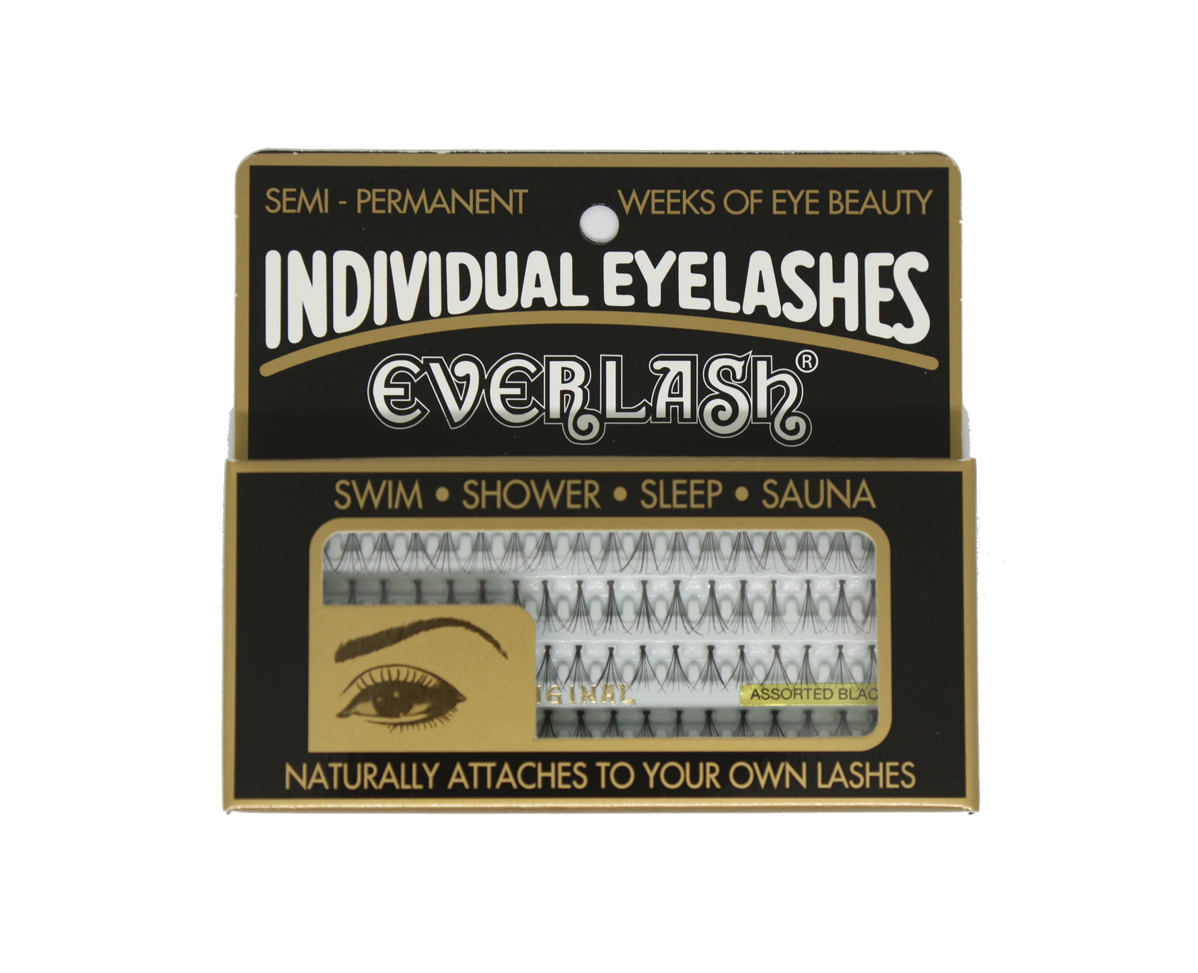 Everlash Spread (Flare) Assorted Lashes