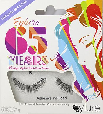 Eylure 65th Anniversary Lashes -The Chelsea