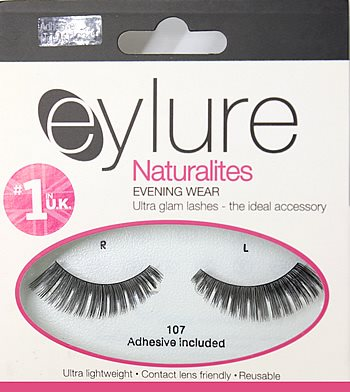 Eylure Naturalites Evening Wear Lashes #107