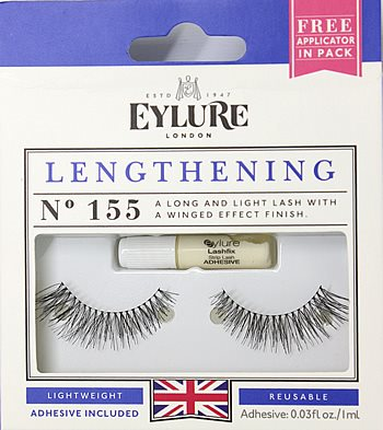 Eylure Naturalites LENGTHENING Lashes N° 155