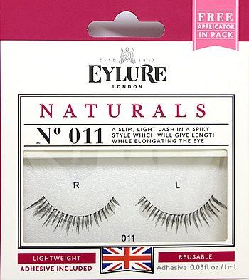 Eylure Naturalites NATURALS Lashes N° 011
