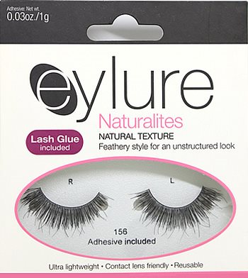 Eylure Naturalites Natural Texture Lashes #156