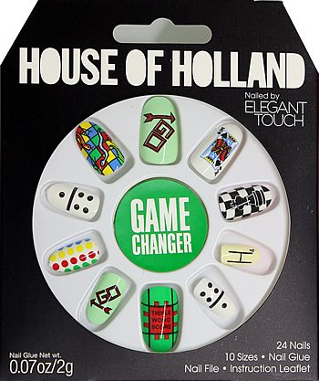 House Of Holland Nails By Elegant Touch - GAME CHANGER