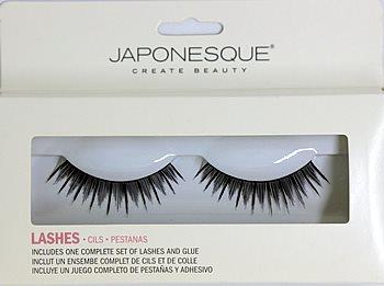 .JAPONESQUE Eyelashes Natural Long