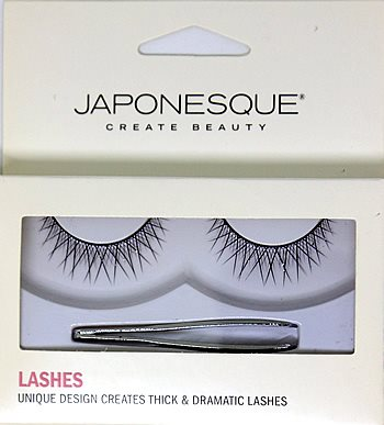 .JAPONESQUE Eyelashes Shimmer