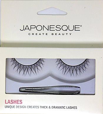 .JAPONESQUE Eyelashes Shimmer