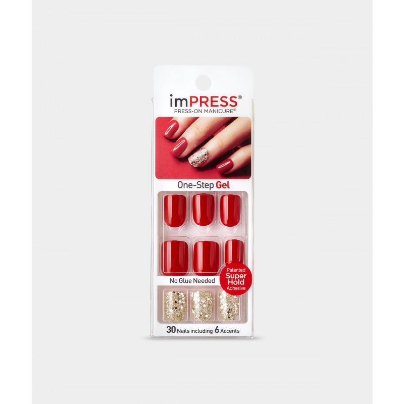 KISS Broadway imPRESS Press-On Manicure Nails - Tweetheart (BIP240)