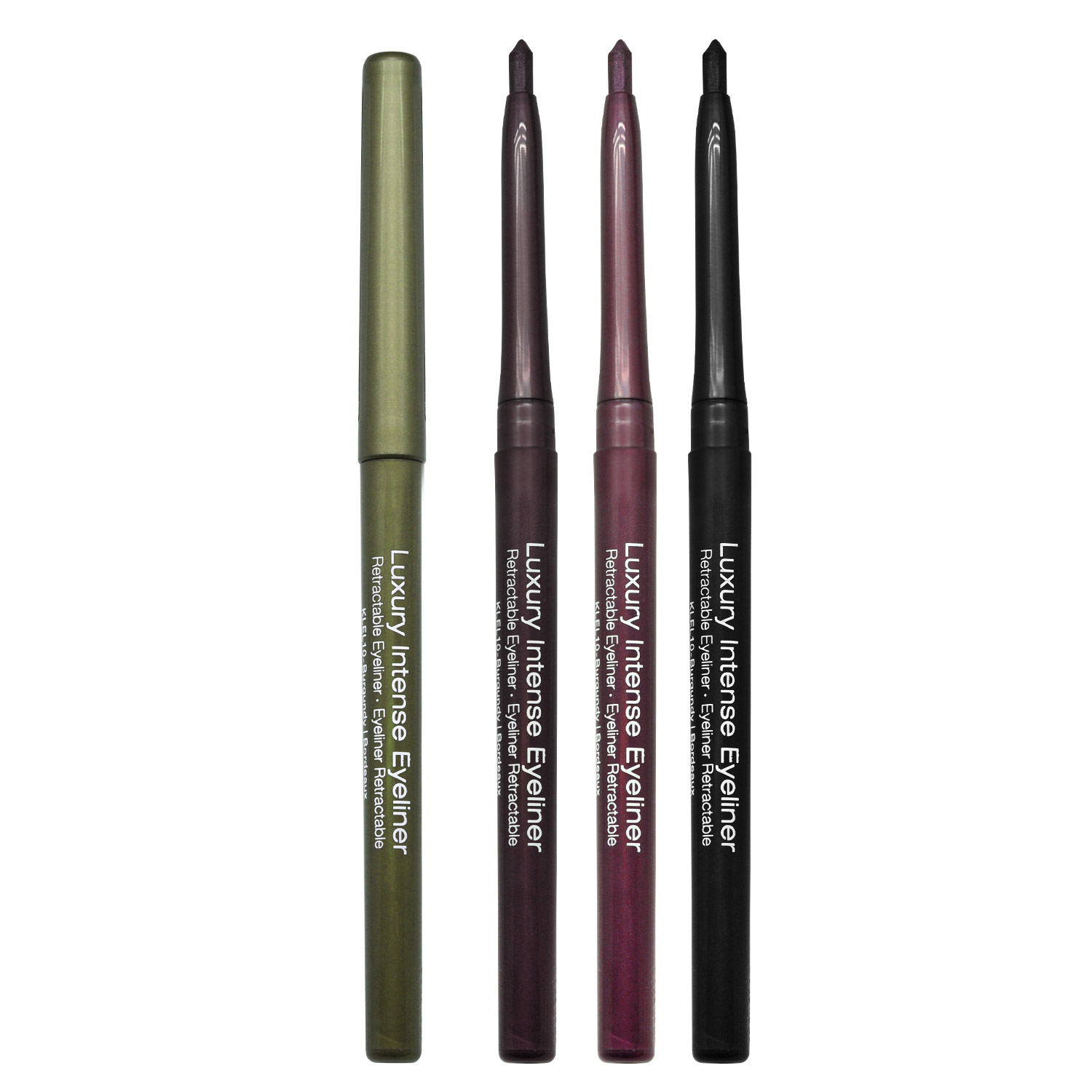 KISS NY Professional Luxury Eyeliner Dark Brown (KLEL02)