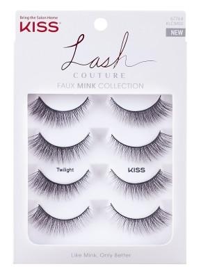 KISS Lash Couture Faux Mink Multi 02 - Twilight (KLCM02)