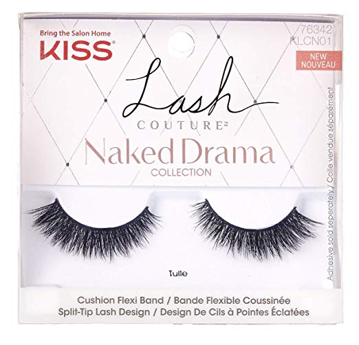 Kiss Lash Couture Naked Drama Collection Tulle (KLCN01)