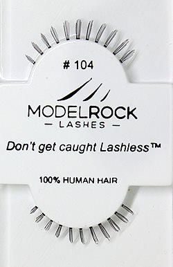 z.MODELROCK LASHES Kit Ready #104 Underlash