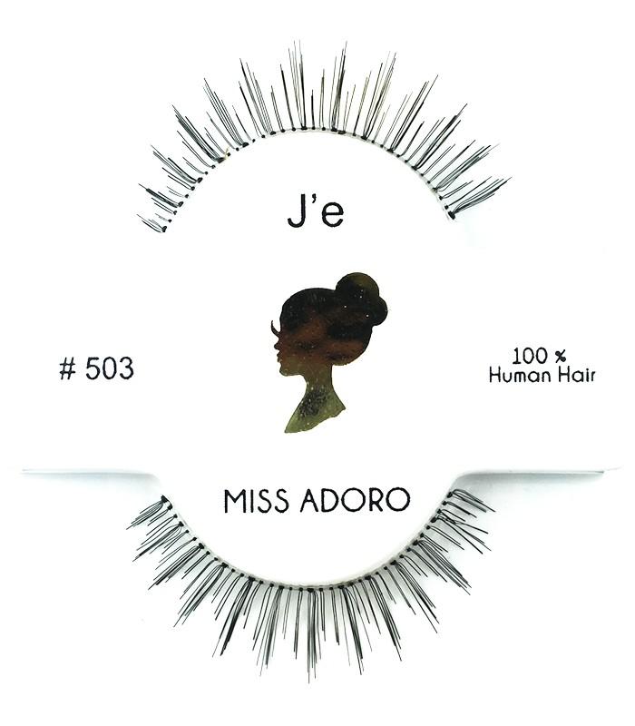 Miss Adoro False Eyelashes #503 (Presely)
