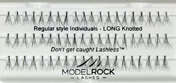 ModelRock Regular Style Individuals - Long Knotted