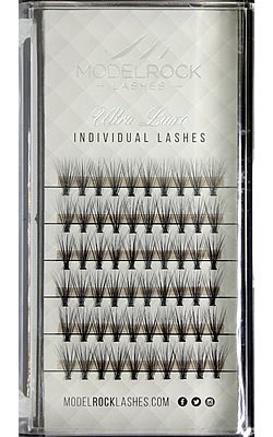 ModelRock Ultra Luxe Individual Lashes - Long 12mm