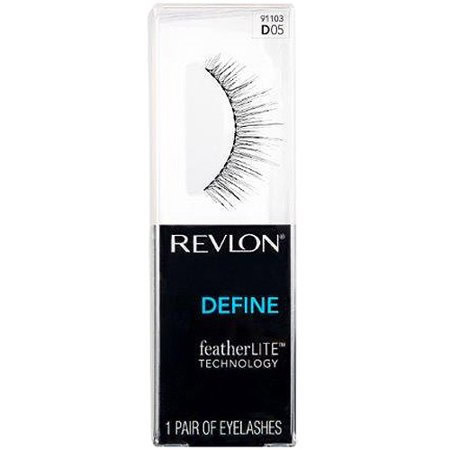 Revlon featherLITE DEFINE D05 Eyelashes (91103)