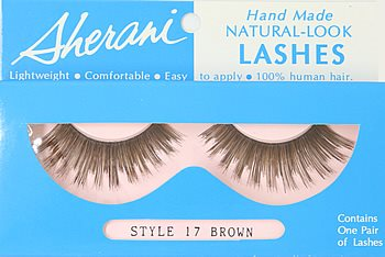 Sherani Natural Look 17