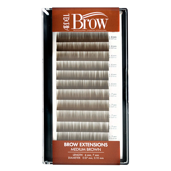 Ardell Light Brown Brow Extensions