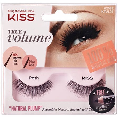 KISS True Volume Lashes POSH
