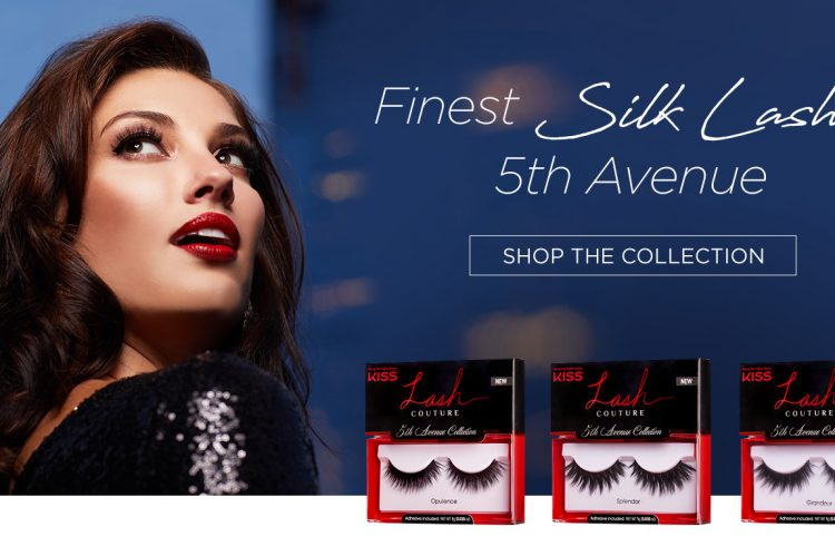 Kiss Lash Couture 5th Avenue Collection