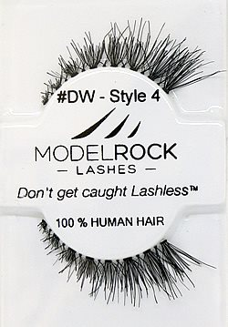MODELROCK LASHES Kit Ready #DW - Style 4