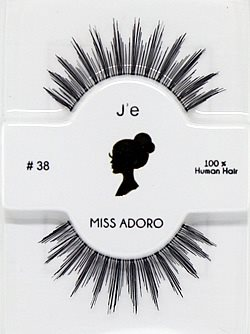 Miss Adoro False Eyelashes #38 (Brianna)