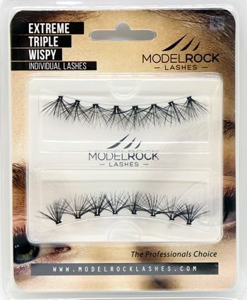 ModelRock EXTREME Triple Wispy Individuals - Medium